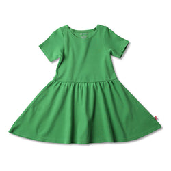 Zutano baby Dress Toddler Forever Dress - Apple