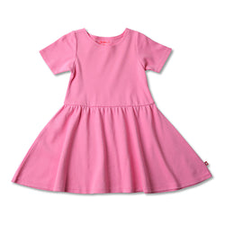 Zutano baby Dress Toddler Forever Dress - Hot Pink