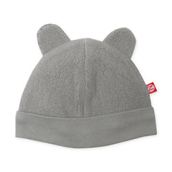 Zutano baby Hat Cozie Fleece Hat - Gray