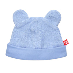 Zutano baby Hat Cozie Fleece Hat - Light Blue