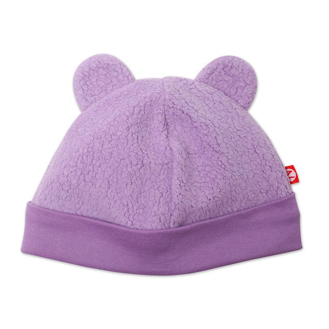 Zutano baby Hat Cozie Fleece Hat - Orchid