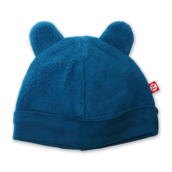 Zutano baby Hat Cozie Fleece Hat - Pagoda