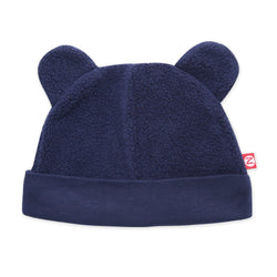 Zutano baby Hat Cozie Fleece Hat - True Navy