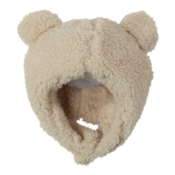 Zutano baby Hat Furry Bear Hat