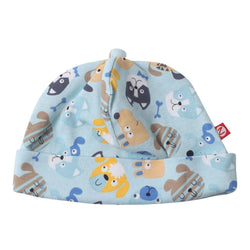 Zutano baby Hat Happy Dog Baby Beanie