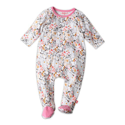 Zutano baby One Piece Folktale Footie