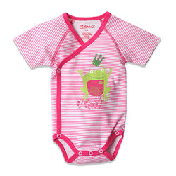 Zutano baby One Piece Froggy S/S Body Wrap