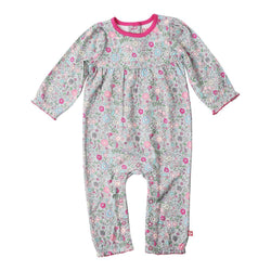 Zutano baby One Piece In The Woods Princess Romper