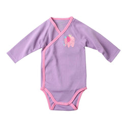 Zutano baby One Piece Princess Fairy L/S Screen Body Wrap