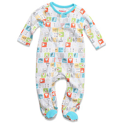 Zutano baby One Piece Teepee Footie