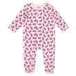 Zutano baby One Piece Tulip Organic Cotton Footie
