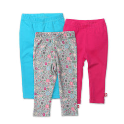 Zutano baby Set In The Woods Legging 3-Pack