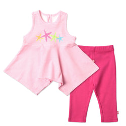 Zutano baby Set Shark Bite Top Set