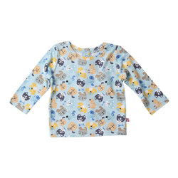 Zutano baby Top Happy Dog Crewneck