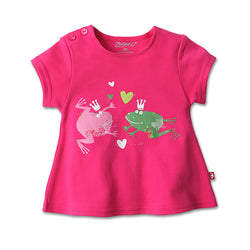 Zutano baby Top Hop To Love Swing Tee