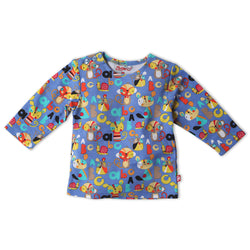Zutano baby Top Playtime L/S Shirt