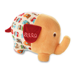 Zutano baby Toy Elephant Parade Plush