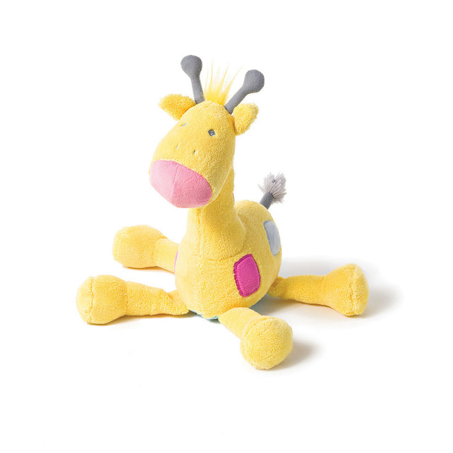 Zutano baby Toy Jungle Boogie Giraffe Plush