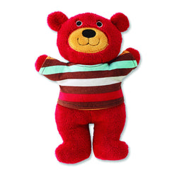 Zutano baby Toy Little Bear Plush with Rattle