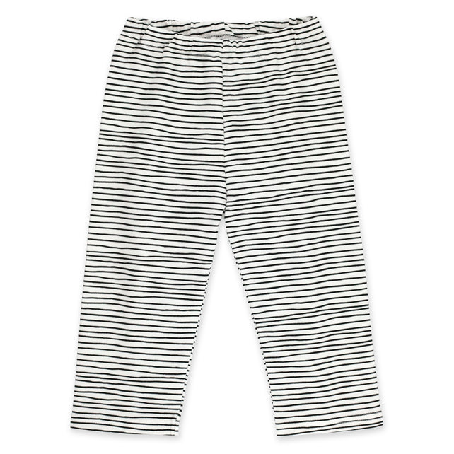 Zutano Bottom Pencil Stripe Baby Pant