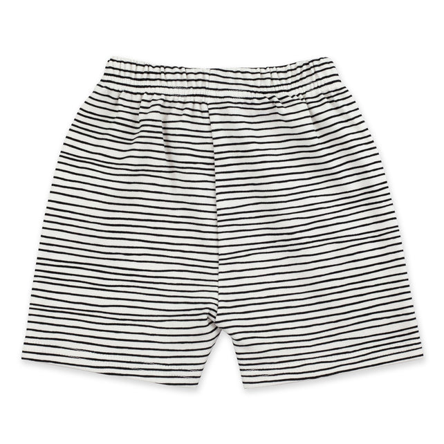 Zutano Bottom Pencil Stripe Short