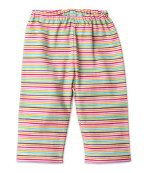 Zutano Bottom Rainbow Stripe Pant