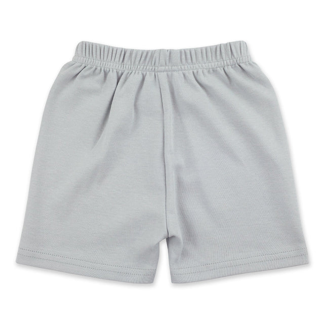 Organic Cotton Short - Light Gray