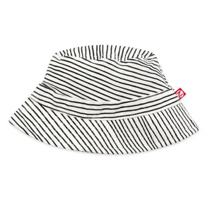 Zutano Hat Pencil Stripe Bucket Hat