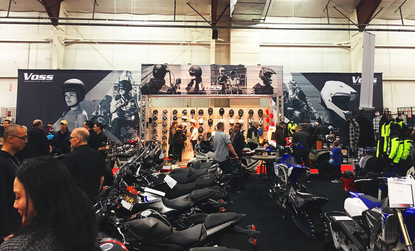 Thank you for the Visit! Vancouver Motorcycle Show 2017