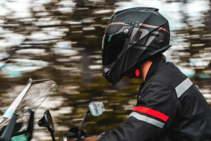 601 D2 Dual Sport Helmet Conversion Kit