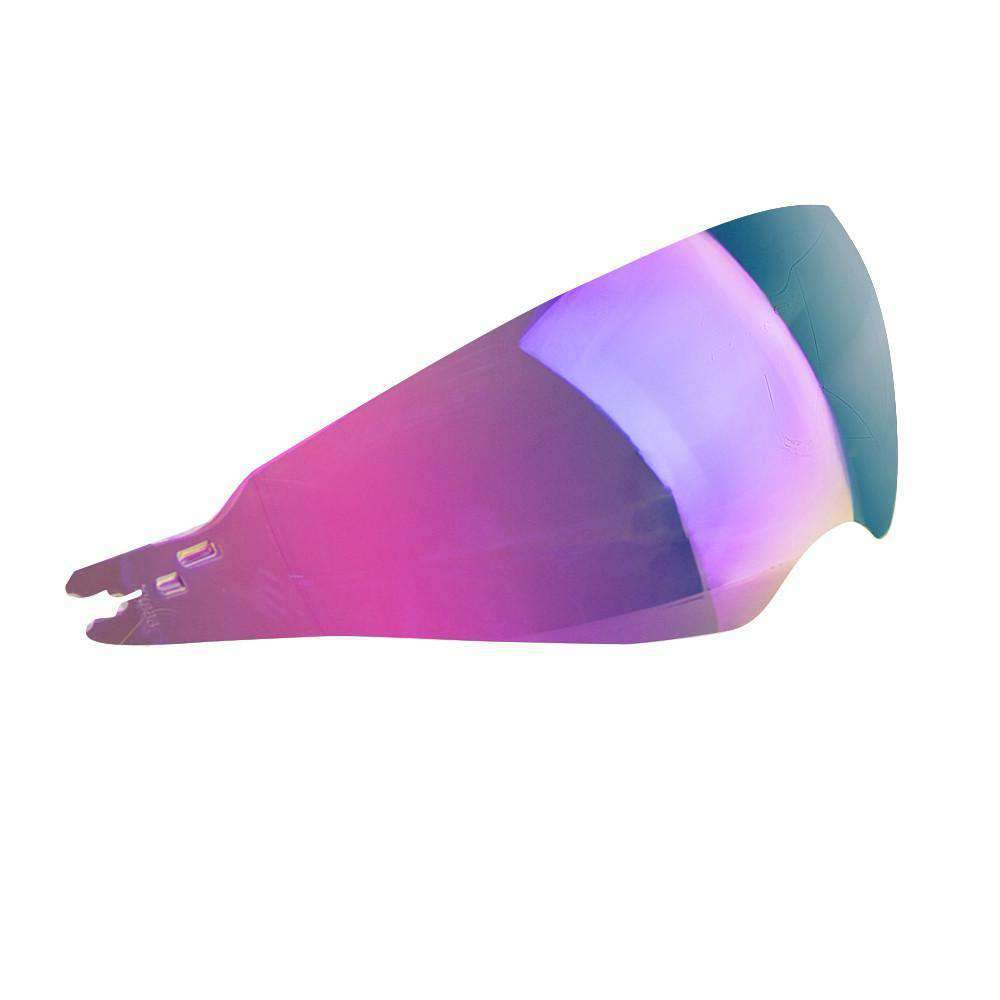 888 Bullet Cruiser Replacement Inner Lens - Iridium - Voss Helmets