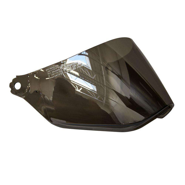 600 Dually Outer Replacement Dual Sport Helmet Face Shields
