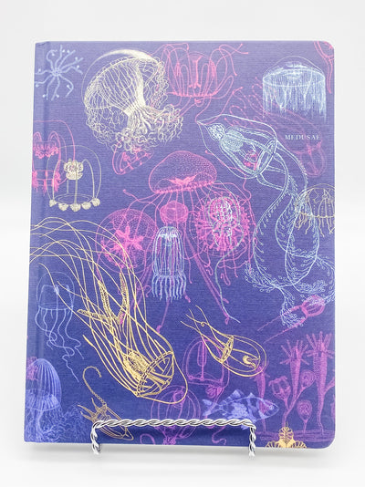 Jellyfish Hardcover Dot Grid Journal