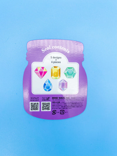 Petit Bonbon Jewelry Sticker Flakes Sack