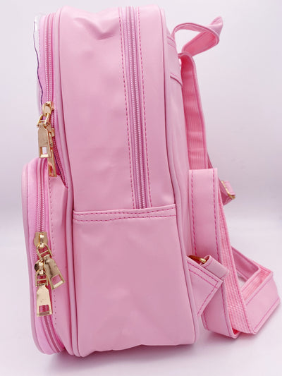 Pink Ita Bag Double Panel Backpack