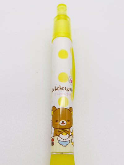 Rilakkuma Mechanical Pencil & Pen Set