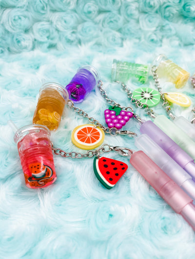 Fruit Juice Gel Pens