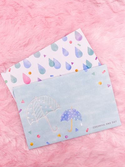 Rainy Day Letter Set