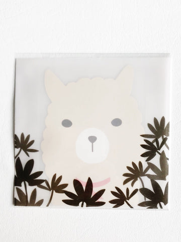 All Occasion Card Alpaca in Vellum Envelope