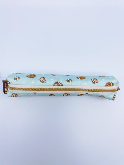 Rilakkuma Skinny Pencil Pouch Otters