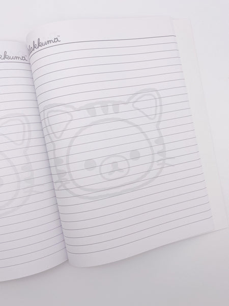 Rilakkuma Cats Perfect Bound Notebook