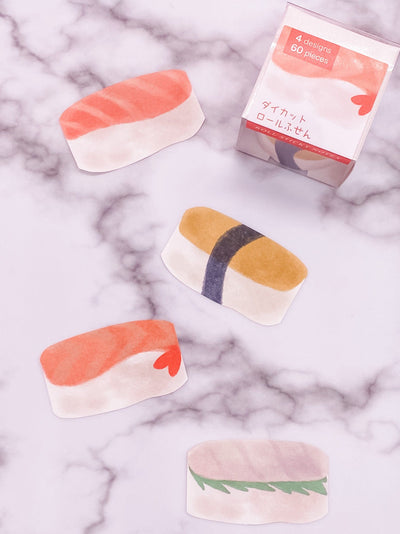 Sushi Sticky Note Roll