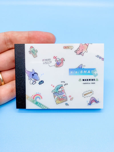 Shark! Mini Memo Pad