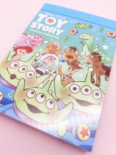 Toy Story Mini Memo Pad