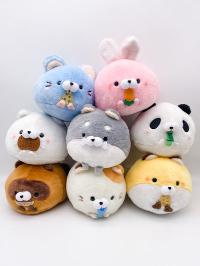 Bunny Rabbit Plush Funwari Zoo NomNom Series