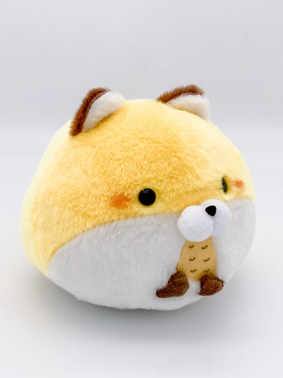Fox Plush Funwari Zoo NomNom Series