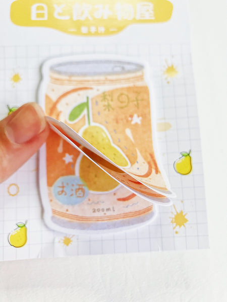 Drinks Sticky Notes