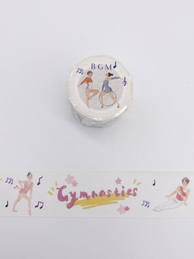 Gymnastics Washi Tape (AA00124)