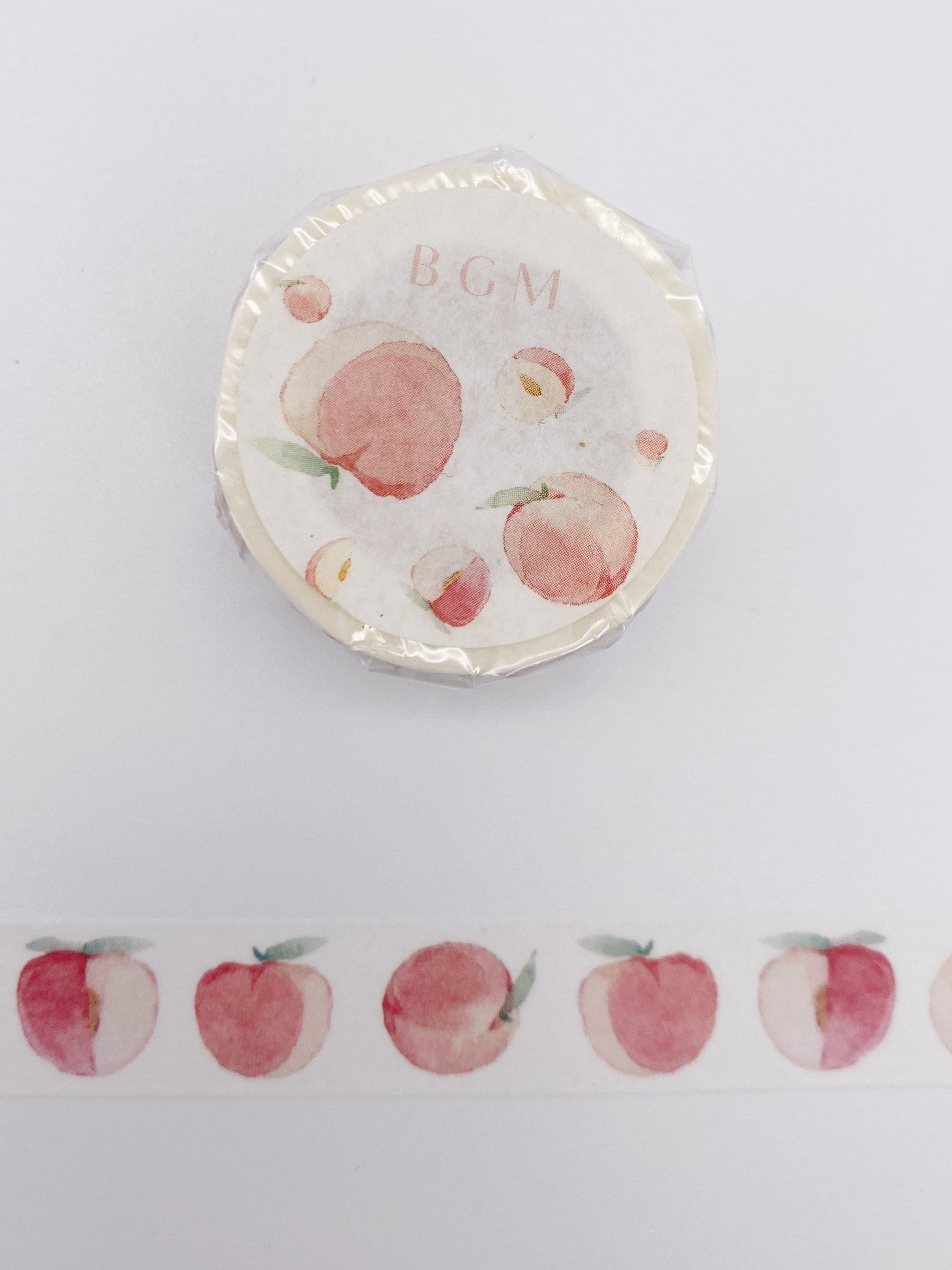 Peaches Washi Tape (AA00118)
