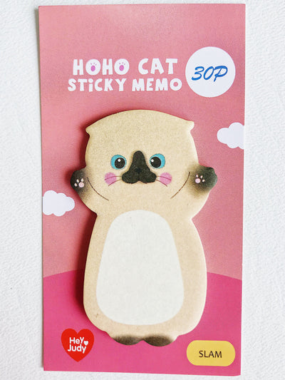 Cat Belly Sticky Notes